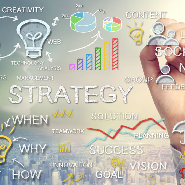 Strategy Creation and Facilitation